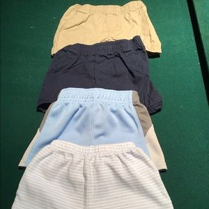 Bundle of Baby boy shorts